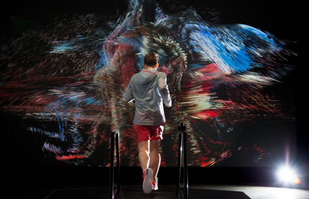 Nike Beautifully Reimagined The Treadmill Experience