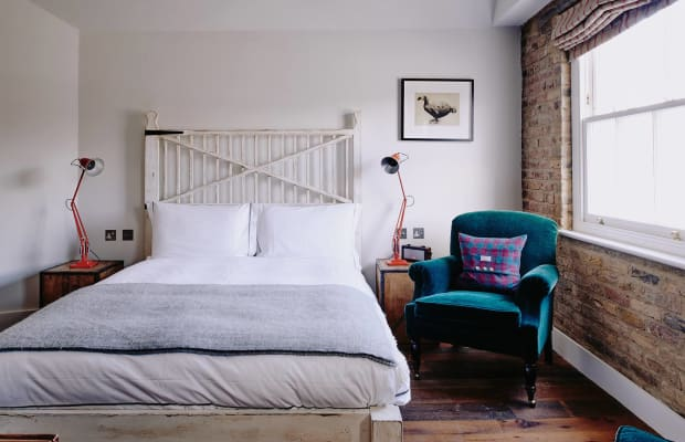 13 Masculine And Stylish Bedrooms