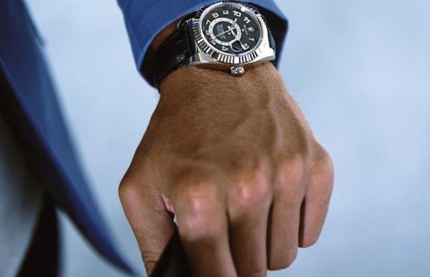 Golfer Adam Scott Shares His Favorite Rolex Watches