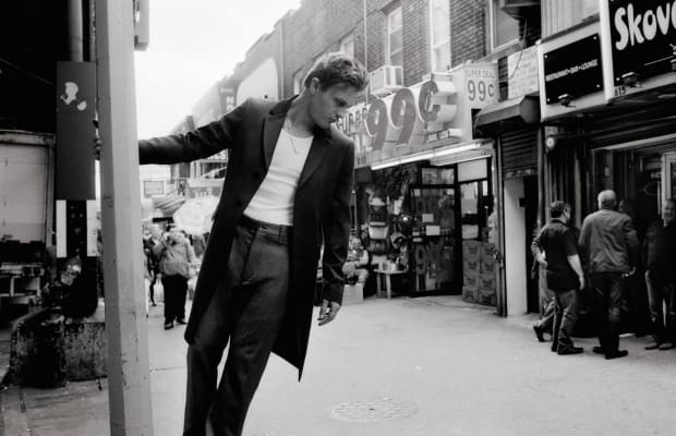 Michael Pitt Directed A Cool Short Film For Rag & Bone