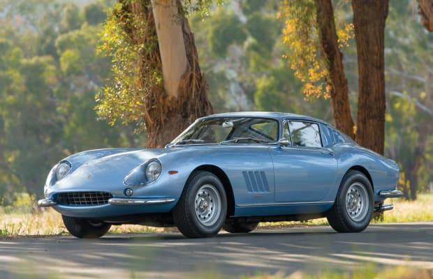 Car Porn: A Glorious 1966 Ferrari 275 GTB/6C Alloy
