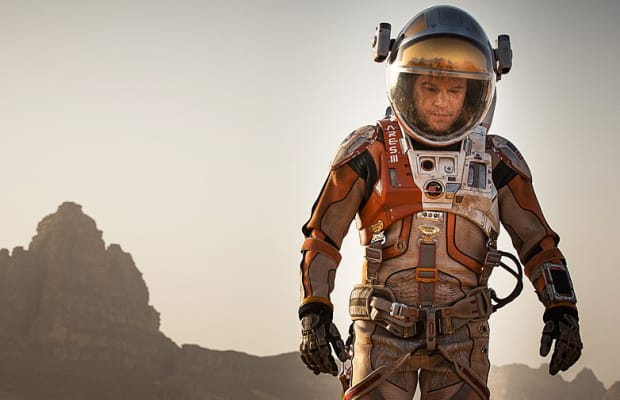 'The Martian' With Matt Damon Looks Promising - Here's The First Trailer