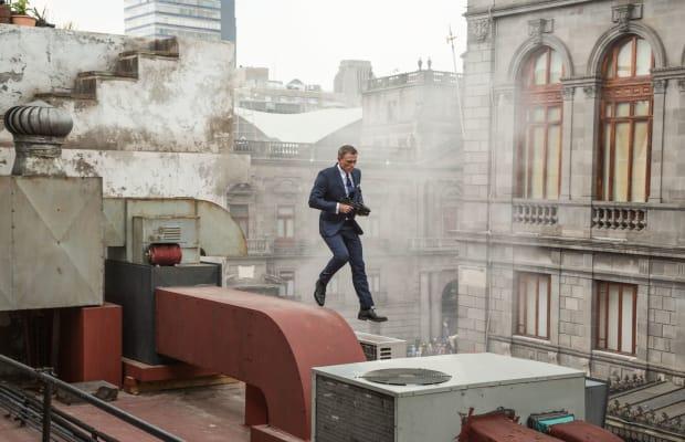 First James Bond 1-Minute TV Spot For 'Spectre' Is Fantastic