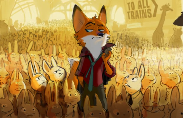 Disney Movie 'Zootopia' Looks Like A Whole Lot Of Fun - Here's The Trailer
