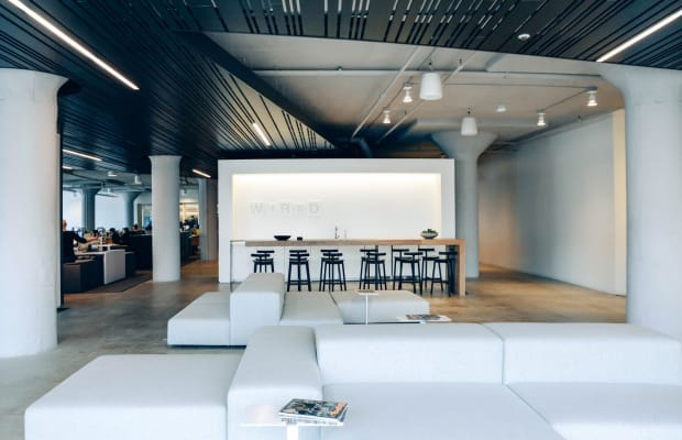 Here's A Photo Tour Of WIRED's Incredible New San Francisco Office