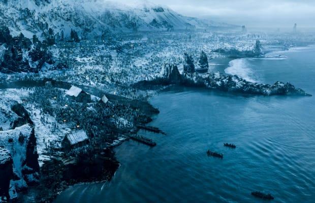 Stellar VFX Breakdown Of Iconic 'Game Of Thrones' Episode 'Hardhome'