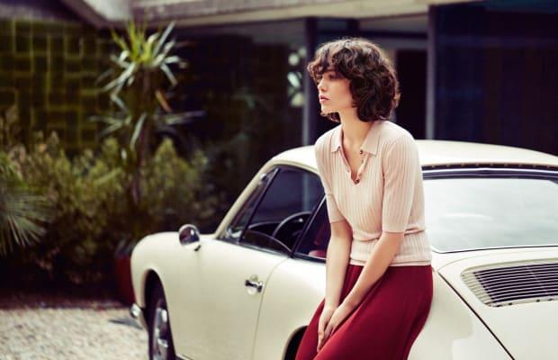 Sexy Model + Even Sexier Vintage Porsche 911 = Amazing Photo Set