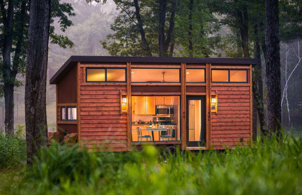 This Stunning Tiny Home Will Only Cost You $65k