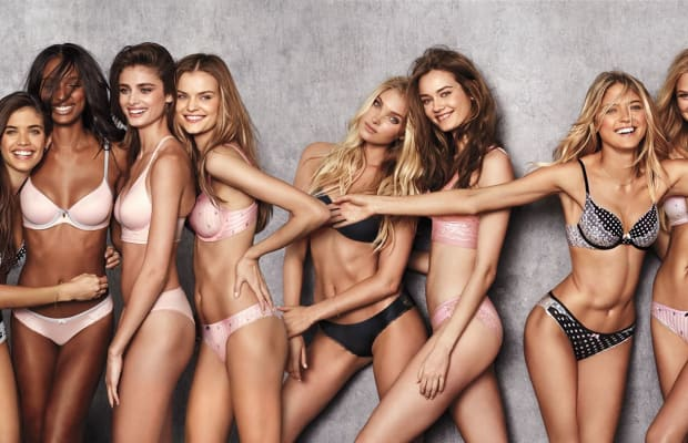 The 10 New Victoria's Secret Angels Finally Got Together For An Ultra Beautiful Photo Shoot