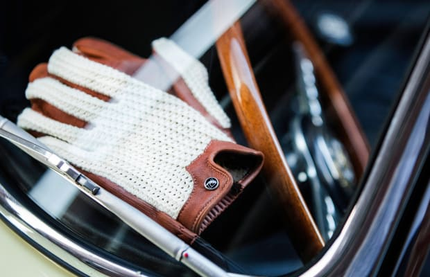 These Driving Gloves Will Make You Feel Like A Cooler Version Of Ryan Gosling In 'Drive'