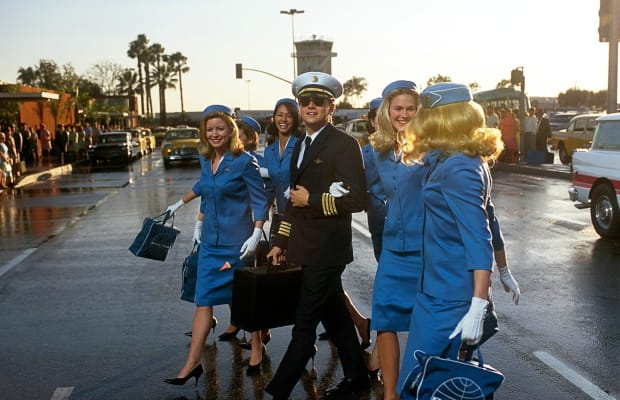 10 Rules For Flying Like A Gentleman