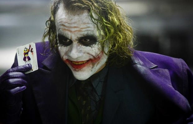 A Look Inside The Joker Diary Health Ledger Kept While Filming 'The Dark Knight'