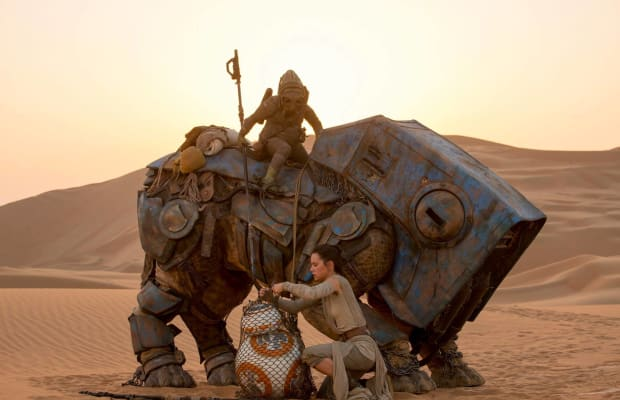 New Hi-Res 'Star Wars: The Force Awakens' Photos For Your Viewing Pleasure