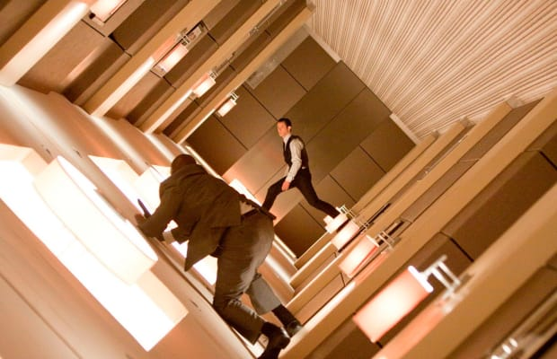 How The Iconic 'Inception' Hallway Dream Fight Was Brought To Life