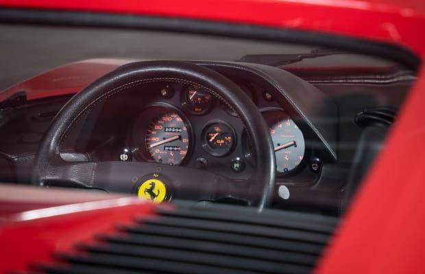 28 Glorious Photos Of A 1988 Ferrari GTS Turbo