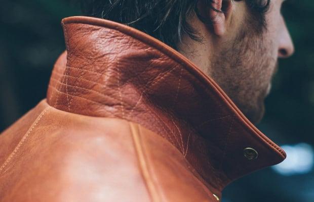This Steerhide Leather Moto Jacket Will Make You Feel Bulletproof