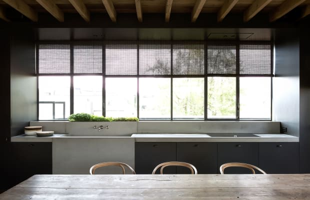 This Super Cool Home Blends Minimalism With Industrial-Inspired Style