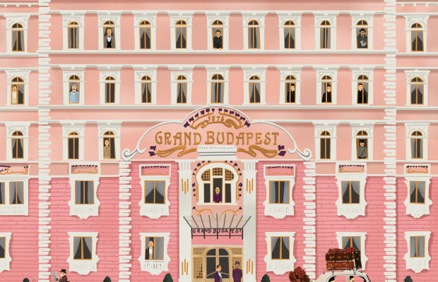 These Fantastic Postcards Celebrate Wes Anderson's Film Library Perfectly