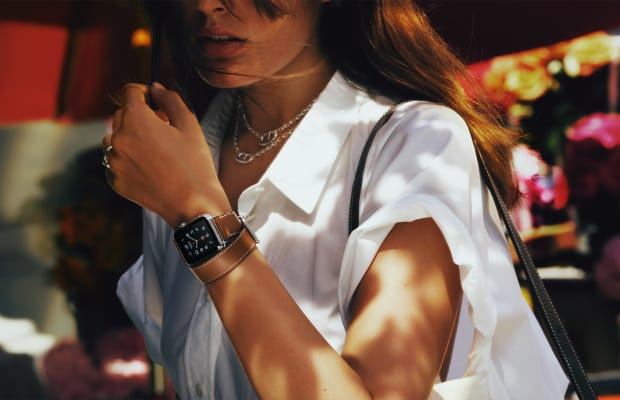 Hermès And Apple Teamed Up For An Elegant Watch Collaboration