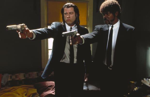 Quentin Tarantino's 'Pulp Fiction' Casting Wish List Leaked