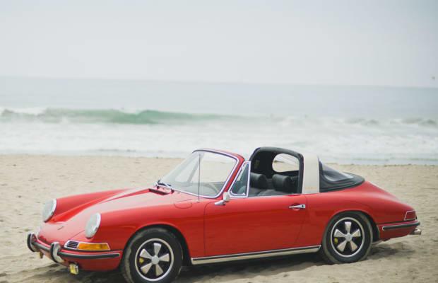 Car Porn: An Absolutely Perfect 1967 Porsche 911S Targa