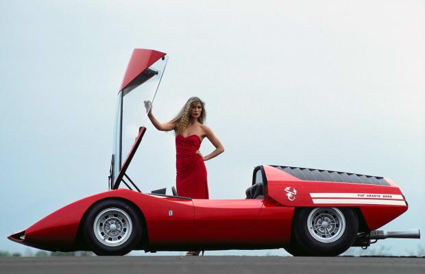 Looking Back At The Retro-Future 1969 Fiat Abarth 2000 Scorpione