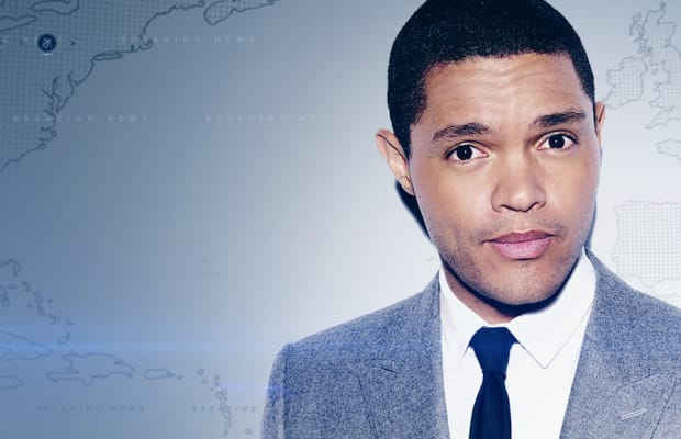 Trevor Noah Just Did His First 'Daily Show' Monologue And Totally Nailed It