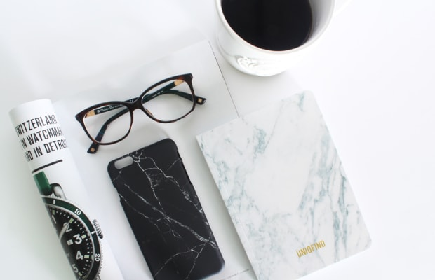 These Marble Cases For Apple Devices Are All Sorts Of Cool