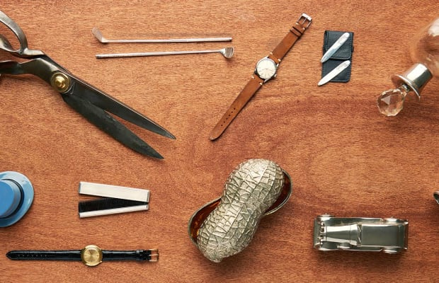 50+ James Bond-Worthy Gentlemen's Accessories