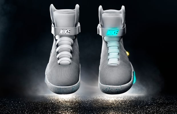 Yes! Nike Officially Announced The Nike MAG With Working Power Laces