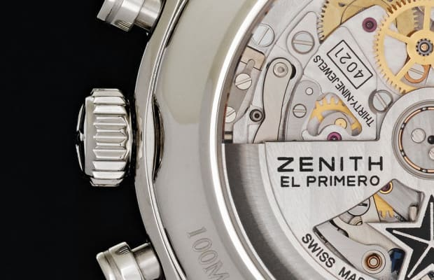 A Spectacular Look At How A Zenith Watch Is Made