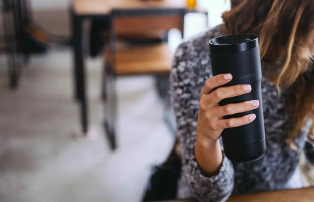 Ember Is Your Standard Travel Mug On All Kinds Of Futuristic Steroids