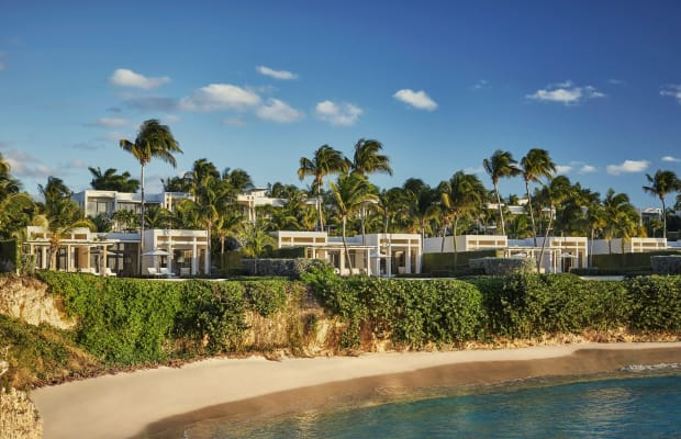 This Anguilla Home Is Seaside Luxury at its Best