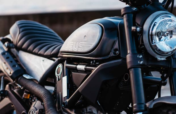 Deus Magically Made the Ducati Scrambler Even Cooler