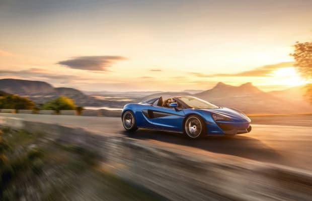 The Most Attainable McLaren Spider Yet