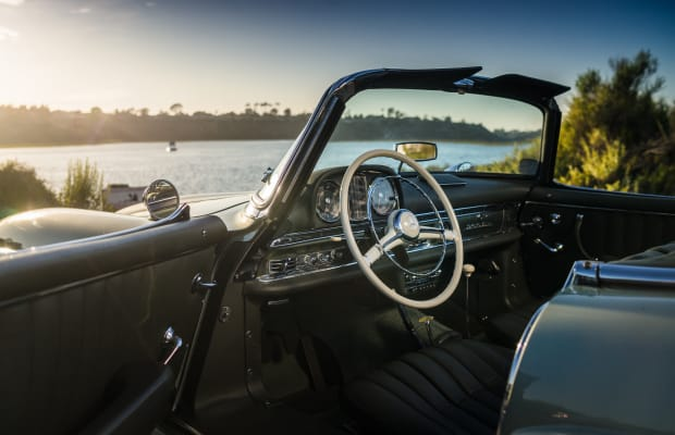 This Timeless 1960 Mercedes-Benz 300 SL Roadster Is Looking for a New Home