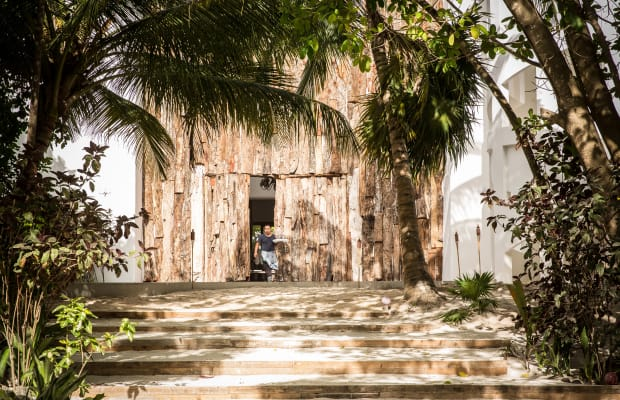 Pablo Escobar's Tulum Mansion has Been Converted Into a Five-Star Resort