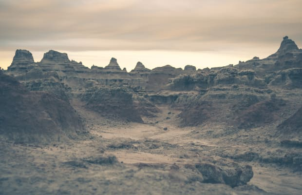 30 Photos That Will Make You Want to Visit Badlands Immediately