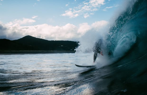 Check Out This Gorgeous Short Film Celebrating the Joys of Free Friction Surfing
