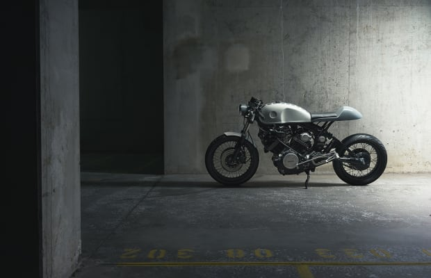 This Self-Built Yamaha XV750 Is Absolutely Gorgeous