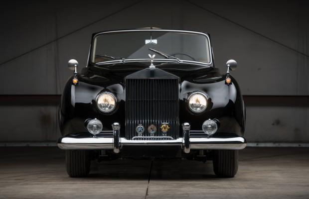 Car Porn: 1957 Rolls-Royce Silver Cloud