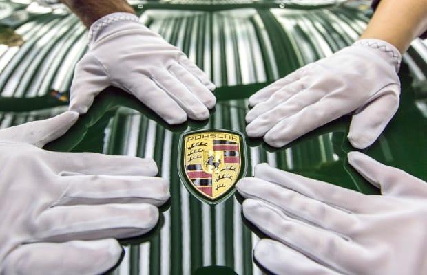 How Porsche Assembles the 911 Turbo S