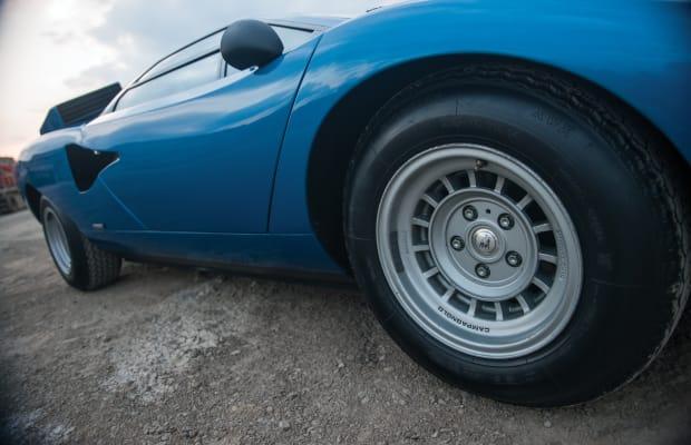 Car Porn: 1976 Lamborghini Countach LP 400 'Periscopio'