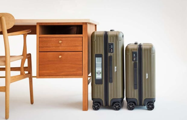 Monocle and Rimowa Join Forces for Special Edition Luggage