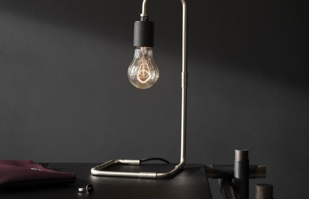 Menu's Industrial Table Lamp Is Beautiful, Functional & Surprisingly Affordable