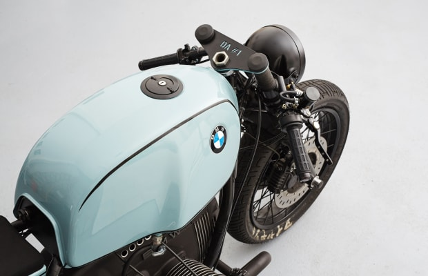 This Custom BMW R80 Is a Two-Wheeled Delight