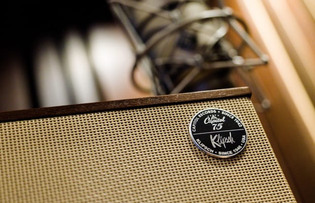 Klipsch Pays Tribute to Capitol Records With Lavish Bluetooth Speaker