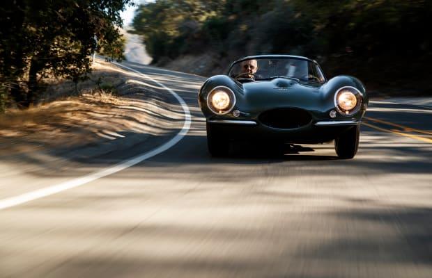 This Jaguar XKSS Drive Footage Is Heavenly