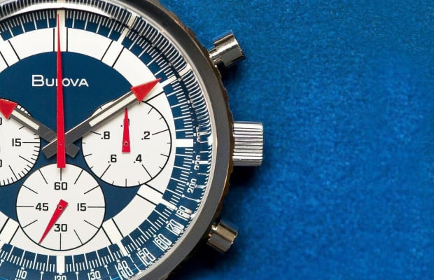 Bulova Brings Back a '70s Cult Favorite From the Dead