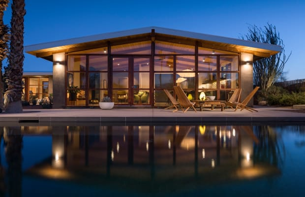 This Uniquely Californian Home Is Desert Living at Its Best